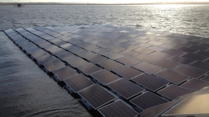 Solarpark - Thames Water