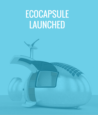 ECOCAPSULE - LAUNCHED
