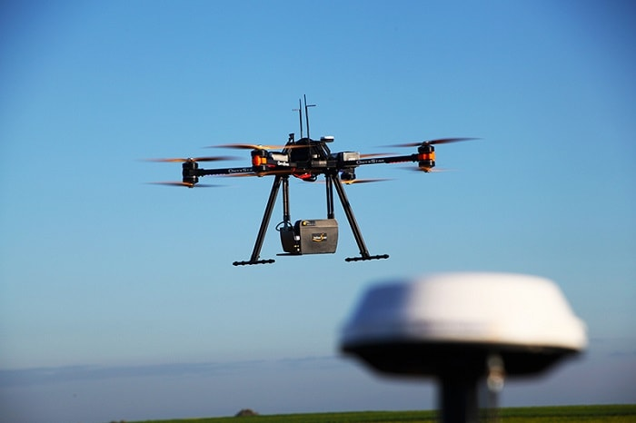 Benefits of Drones - Surveying and Mapping