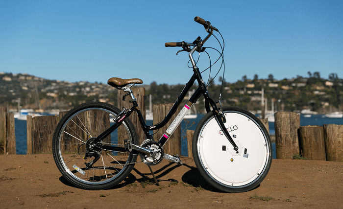 Omni Wheel from EVELO - Electric Bike