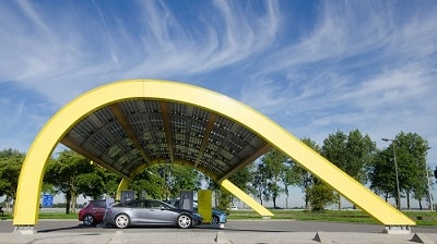 Netherlands – First Urban Fast-Charging Station From Fastned Powered by Renewables