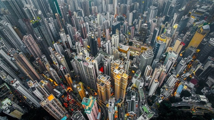 Hong Kong Urban Landscape Photography Andy Yeung Photography - ECOURBANHUB