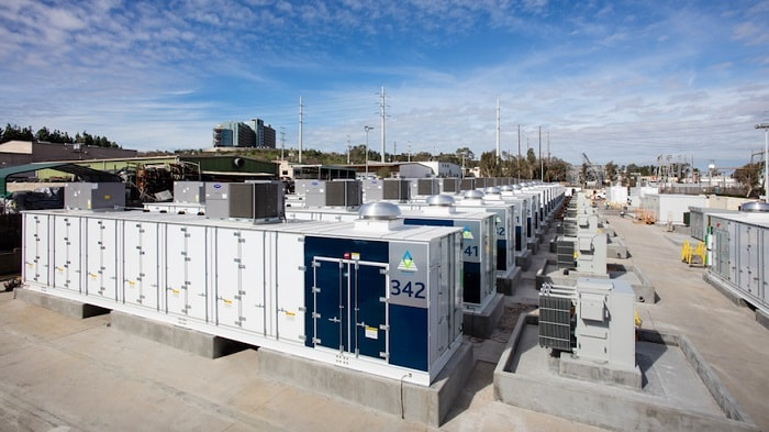 World's Largest Lithium-Ion Battery in Escondido