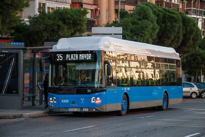 Madrid's Public Transport Company EMT