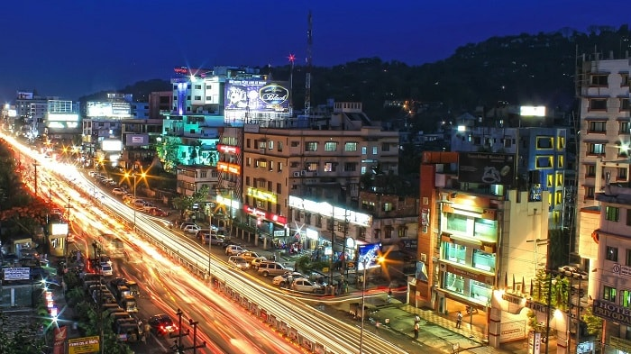 Smart Grid Infrastructure in India