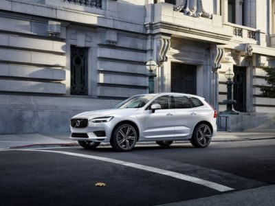 Volvo 100 percent electric by 2019 - xc60
