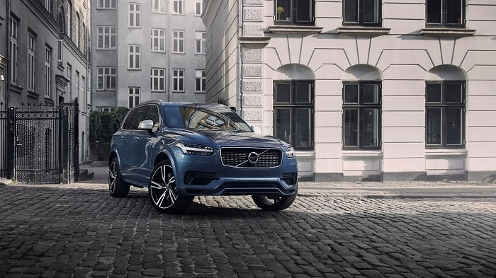 Volvo full electric 2019 XC90 T8 R design