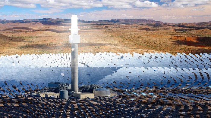 Aurora Solar Energy Project in Australia could power 90000 homes - ECOURBANHUB