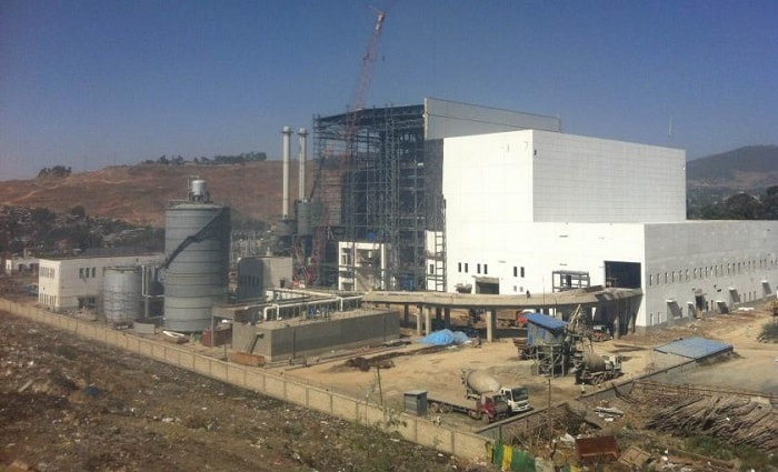 waste-to-energy plant in Addis Ababa Ethiopia