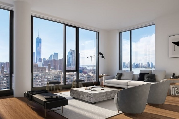 570 Broome-Living Room - New York City - Buildt - Neolith
