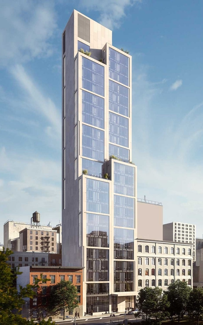 570 Broome - New York City - Buildt - Neolith