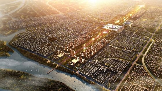 City From The Scratch – Foster & Partners Presents a New Amaravati