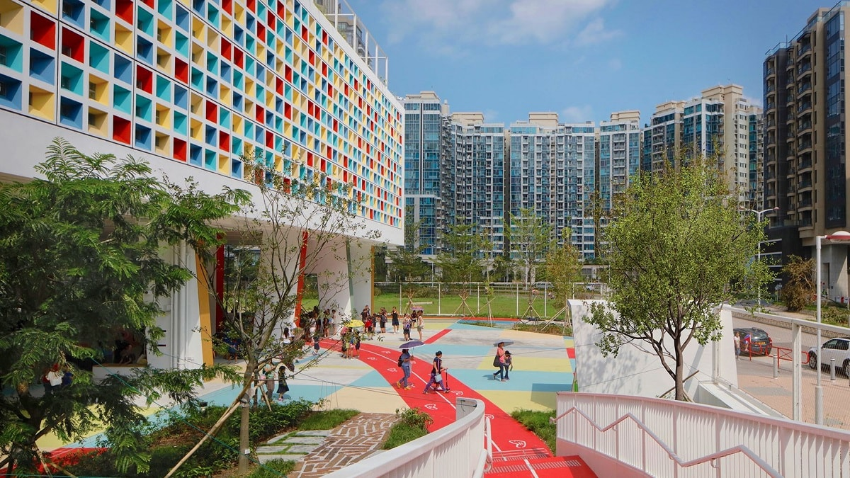 Hong-Kongs-Greenest-School-french-international-henning-larsen